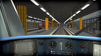 Screenshot6 - Train Simulator: Munich - Rosenheim Route Add-On