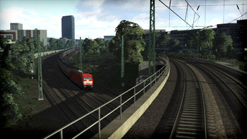 Screenshot3 - Train Simulator: Munich - Rosenheim Route Add-On