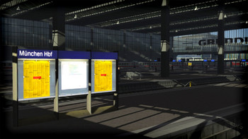 Screenshot7 - Train Simulator: Munich - Rosenheim Route Add-On