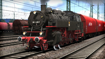 Screenshot1 - Train Simulator: DR BR 86 Loco Add-On