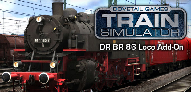 0518c4cfd46 Train Simulator: DR BR 86 Loco Add-On [Steam CD Key] for PC - Buy now