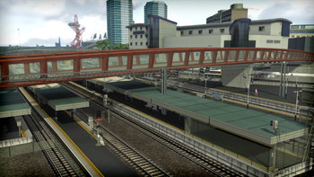 Screenshot1 - Train Simulator: North London Line Route Add-On