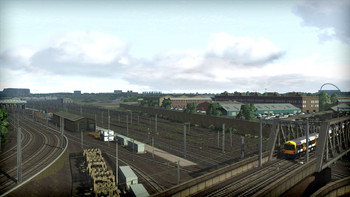 Screenshot4 - Train Simulator: North London Line Route Add-On