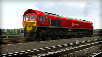 Screenshot2 - Train Simulator: DB Schenker Class 59/2 Loco Add-On