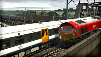 Screenshot4 - Train Simulator: DB Schenker Class 59/2 Loco Add-On