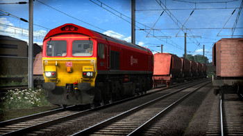 Screenshot1 - Train Simulator: DB Schenker Class 59/2 Loco Add-On