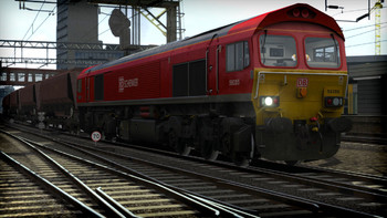 Screenshot3 - Train Simulator: DB Schenker Class 59/2 Loco Add-On