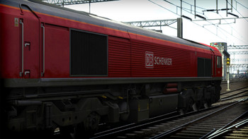 Screenshot6 - Train Simulator: DB Schenker Class 59/2 Loco Add-On