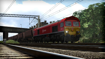 Screenshot7 - Train Simulator: DB Schenker Class 59/2 Loco Add-On