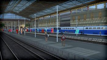 Screenshot4 - Train Simulator: LGV: Marseille - Avignon Route Add-On