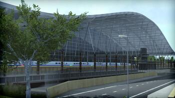 Screenshot6 - Train Simulator: LGV: Marseille - Avignon Route Add-On