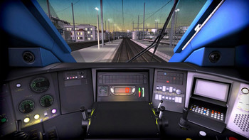 Screenshot8 - Train Simulator: LGV: Marseille - Avignon Route Add-On