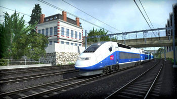 Screenshot5 - Train Simulator: LGV: Marseille - Avignon Route Add-On