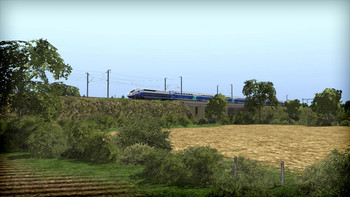 Screenshot7 - Train Simulator: LGV: Marseille - Avignon Route Add-On