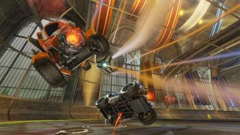 Screenshot1 - Rocket League