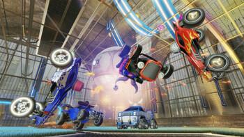 Screenshot5 - Rocket League