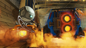 Screenshot3 - Rocket League
