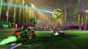 Screenshot6 - Rocket League