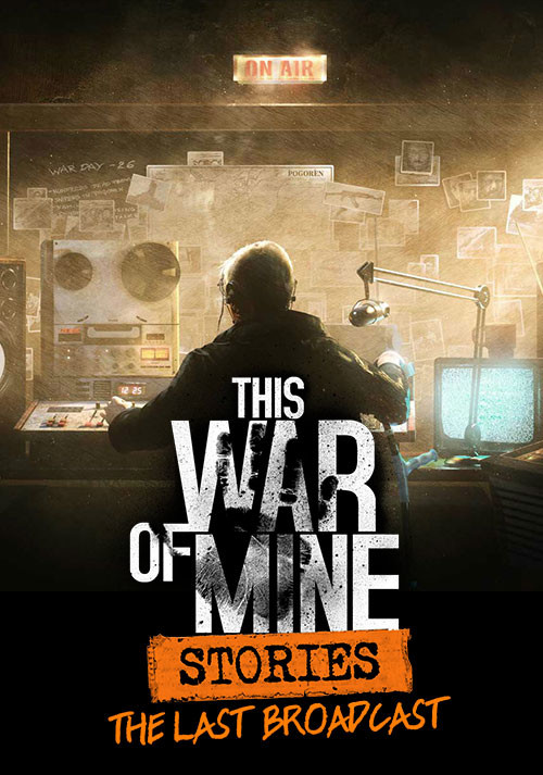 This War of Mine: Stories - The Last Broadcast (ep.2) (GOG) - Cover / Packshot