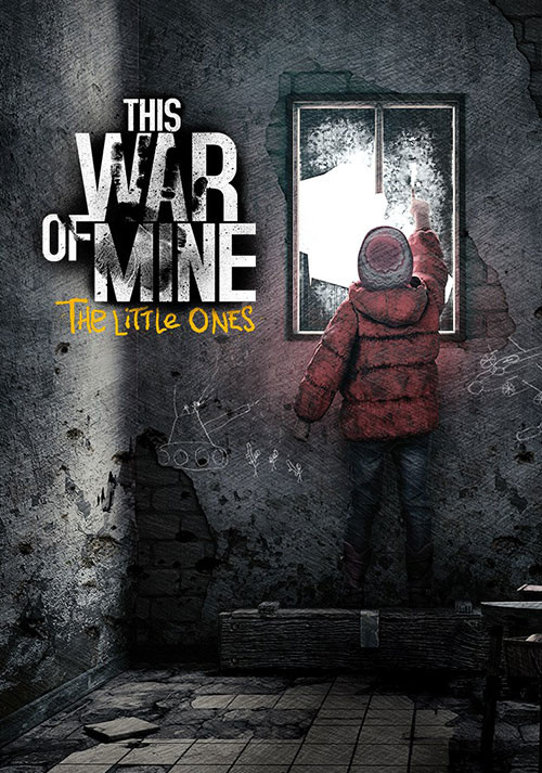 This War of Mine: The Little Ones (GOG) - Cover / Packshot