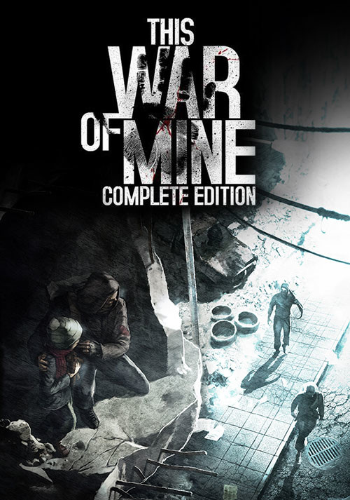This War of Mine: Complete Edition (GOG) - Cover / Packshot