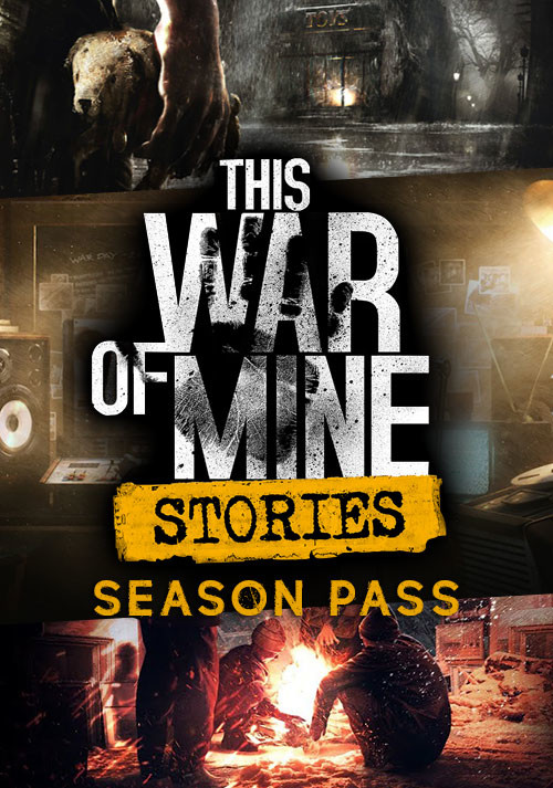 This War of Mine: Stories - Season Pass - Cover / Packshot