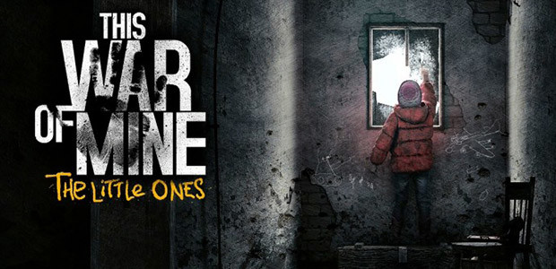 This War of Mine: The Little Ones - Cover / Packshot