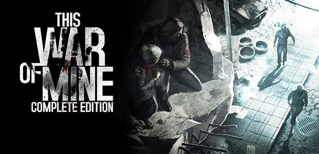 This War of Mine: Complete Edition - Cover / Packshot