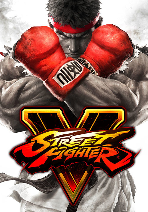 Street Fighter V - Cover / Packshot