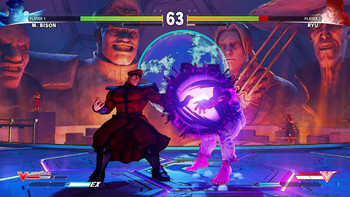 Screenshot1 - Street Fighter V