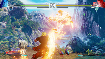 Screenshot2 - Street Fighter V