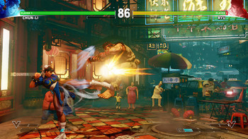 Screenshot4 - Street Fighter V