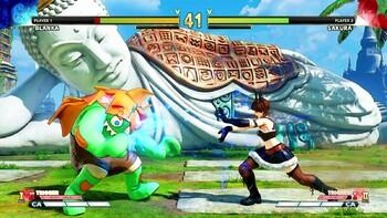 Screenshot5 - Street Fighter V - Champion Edition