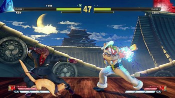 Screenshot7 - Street Fighter V - Champion Edition