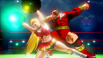 Screenshot1 - Street Fighter V - Champion Edition