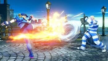 Screenshot2 - Street Fighter V - Champion Edition