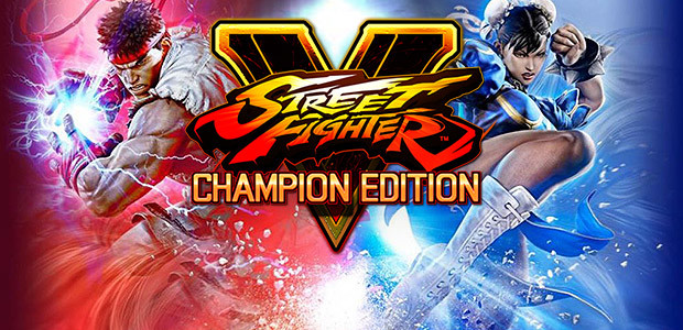 Street Fighter V - Champion Edition