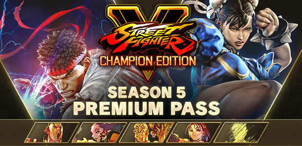 Street Fighter V - Season 5 Premium Pass