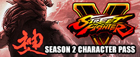 Street Fighter V Season 2 Character Pass