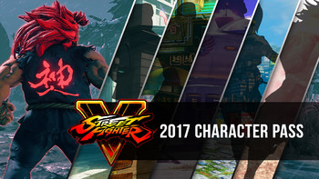 Screenshot1 - Street Fighter V Season 2 Character Pass