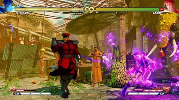 Screenshot7 - Street Fighter V: Arcade Edition