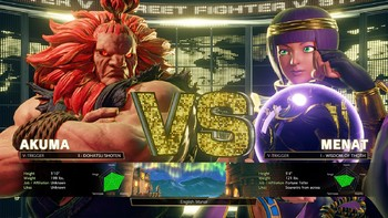 Screenshot1 - Street Fighter V: Arcade Edition