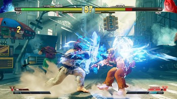 Screenshot3 - Street Fighter V: Arcade Edition Deluxe