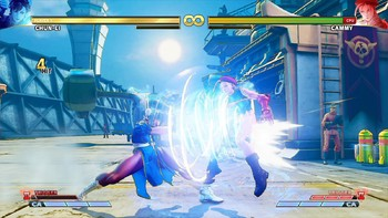 Screenshot5 - Street Fighter V: Arcade Edition Deluxe