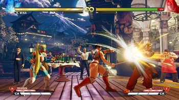 Screenshot6 - Street Fighter V: Arcade Edition Deluxe