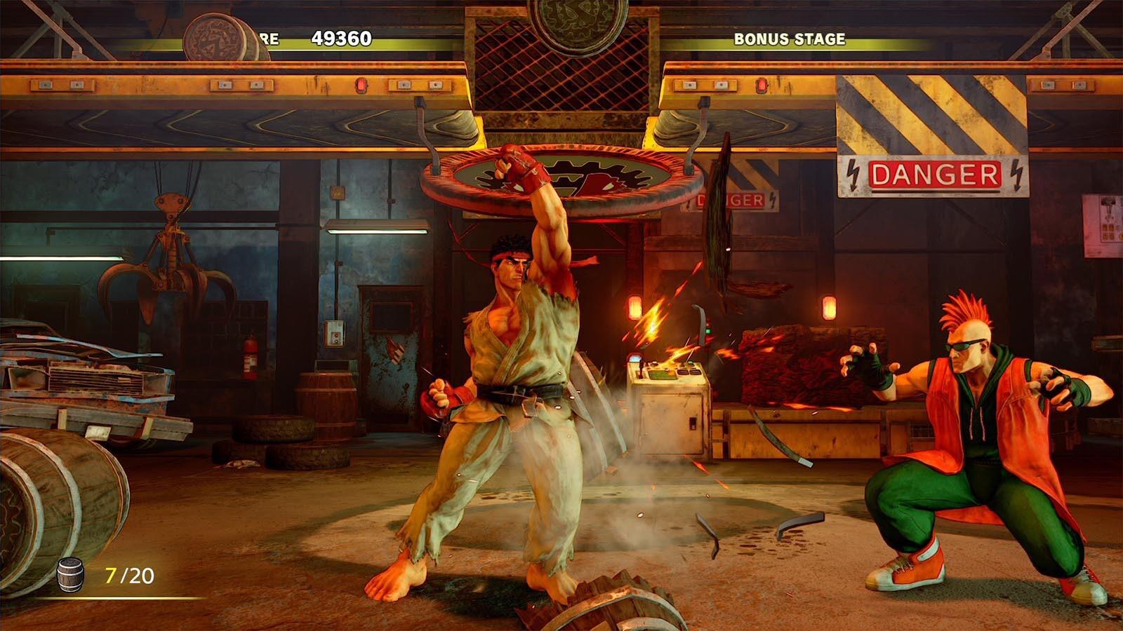 comprar street fighter v arcade edition deluxe