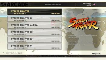 Screenshot2 - Street Fighter V: Arcade Edition Deluxe