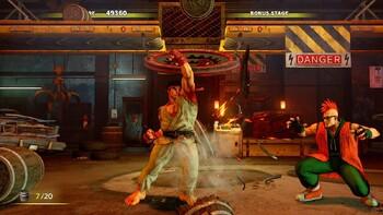 Screenshot4 - Street Fighter V Season 3 Character Pass