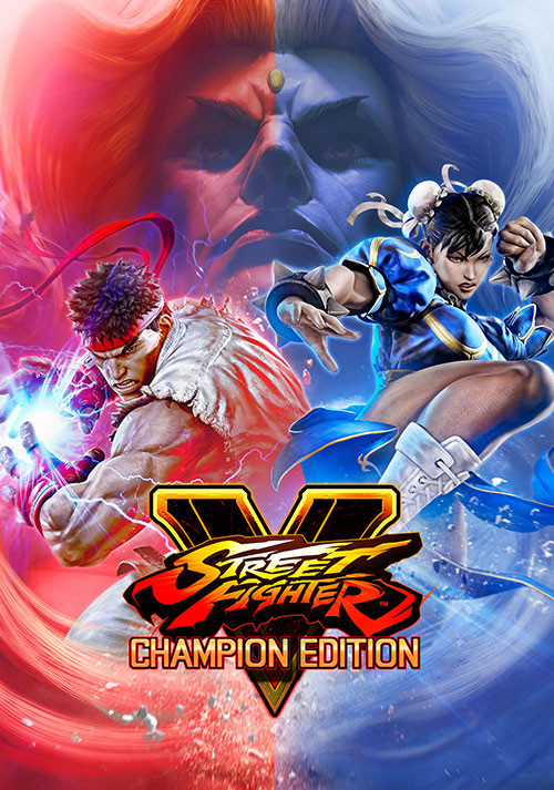 Street Fighter V: Champion Edition Upgrade Kit Bundle - Cover / Packshot