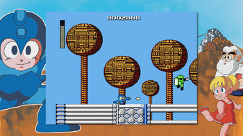 Screenshot10 - Mega Man Legacy Collection